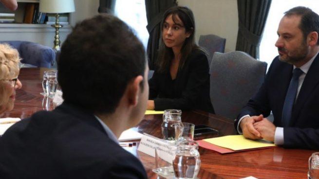Ciudadanos pregunta si Isabel Pardo (Adif) nombra «a dedo» nuevos directores tras la publicación de OKDIARIO