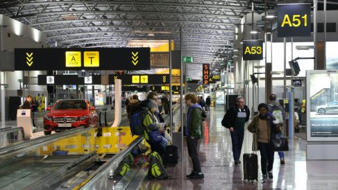 Aeropuerto de BruAeropuerto de Bruselas (Foto: iStock)