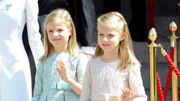 Por qué princesa Leonor siempre lleva peinados con trenzas