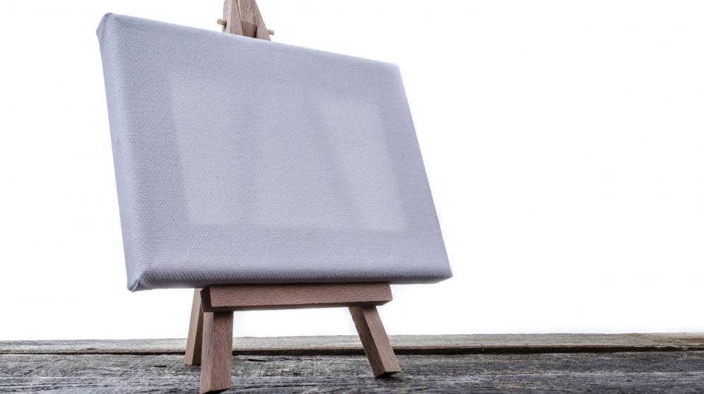 Cómo hacer un lienzo casero paso a paso y de manera correcta