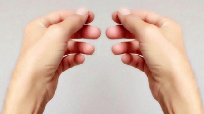 se me durmieron dos dedos dela mano derecha