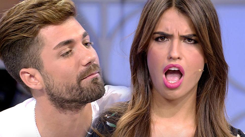 Sofía y Alejandro la vuelven a liar en 'MYHYV'. (Foto: Cuatro)