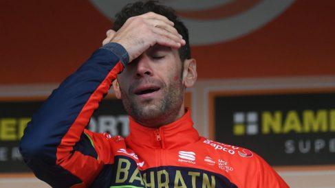 Vincenzo Nibali. (AFP)