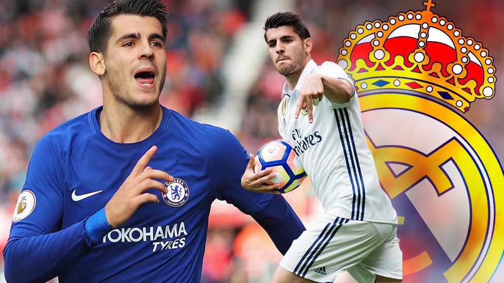 Álvaro Morata está arrepentido de haber abandonado el Real Madrid tras un año en el Chelsea.