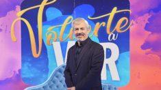 Carlos Sobera presenta una semana más 'Volverte a ver'