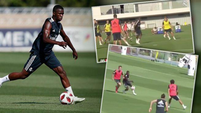 En el Real Madrid alucinan con Vinicius