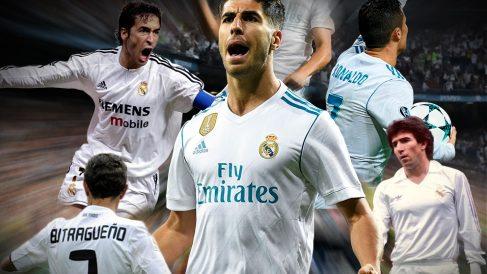 Marco Asensio, ¿el nuevo 7 del Madrid?