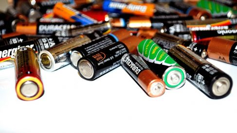 La batería y pila siguen siendo fundamentales.