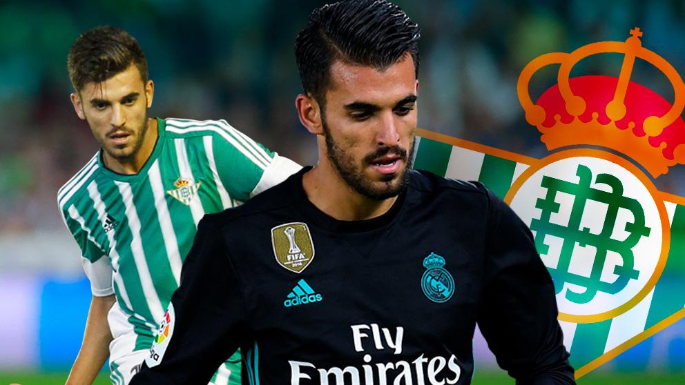El Betis quiere a Ceballos de vuelta pero en el Bernabéu no contemplan su cesión.