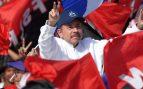Daniel Ortega, presidente de Nicaragüa
