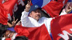 Daniel Ortega, dictador de Nicaragua. (Foto: AFP)