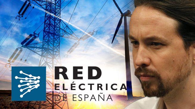 Podemos quiere nacionalizar Red Eléctrica y expropiar las redes de distribución del sector