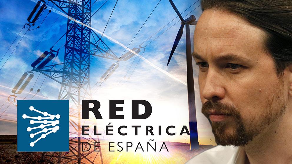 Pablo Iglesias quiere nacionalizar Red Eléctrica.