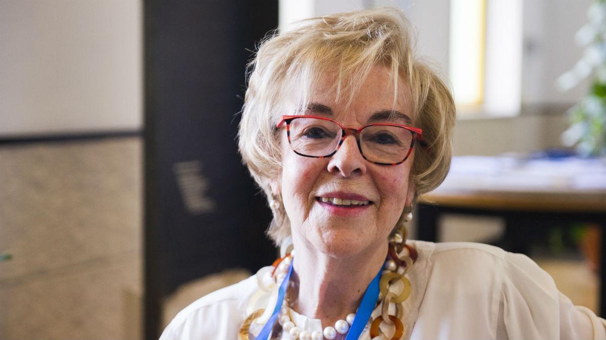 Josefina Martínez, académica de la RAE (Europa Press).