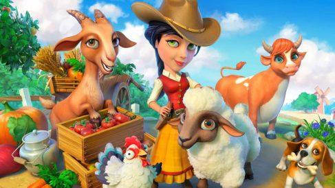 Wild West: New Frontier es el juego de granja más popular de nuestro país.
