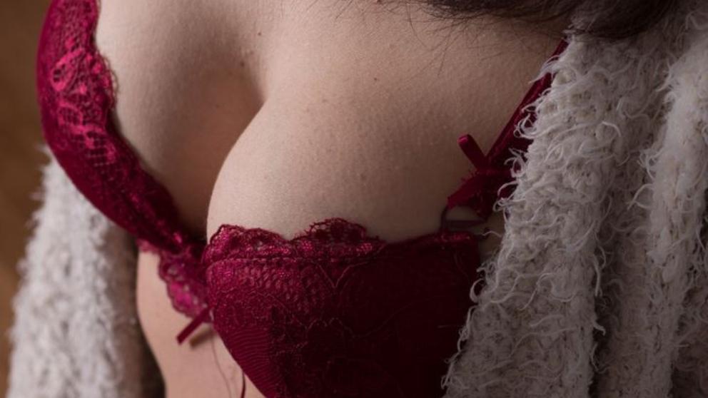 dolor de pechos ovulación