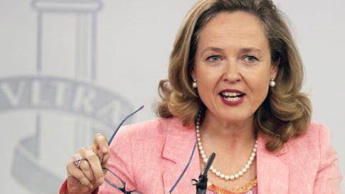 Nadia Calviño, ministra de Economía y Empresa. (Foto: EFE)