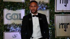 Neymar anuncia que se queda en el PSG. (AFP)