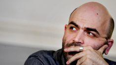 Roberto Saviano. (Foto: AFP)
