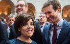 """Un edil del PSOE a Casado: """"Pide una reforma electoral y no respeta a la lista más votada de su partido"""""""