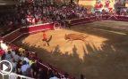 Seis heridos en Navarra al saltar una vaquilla a la grada durante un festejo