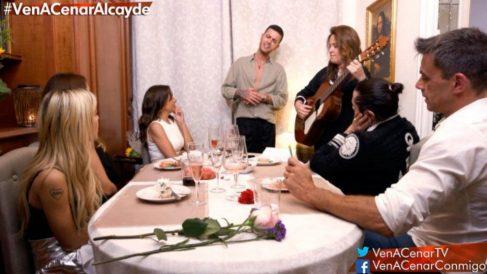 Rafael Amargo ganador de 'Ven a cenar conmigo: Summer Edition'