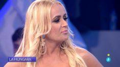 La Húngara ha sorprendido a Sarai en 'Volverte a ver'