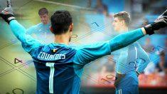 El Real Madrid quiere presentar a Courtois esta semana.