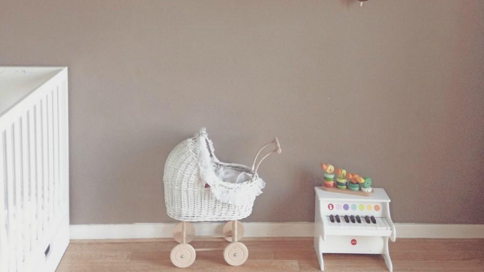 Los mejores colores para pintar el cuarto del beb for Pintar habitacion bebe