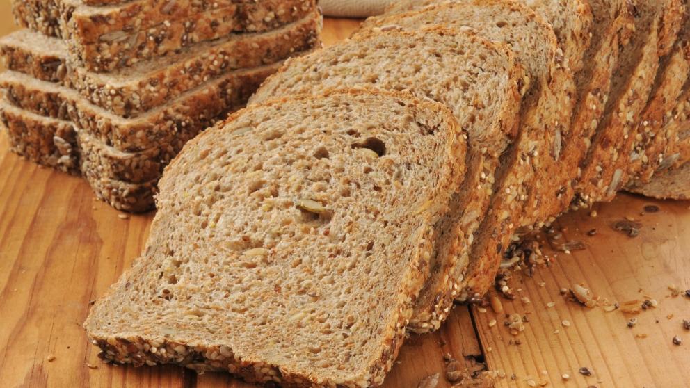 Receta de pan de cereales