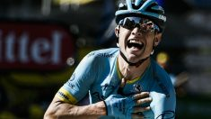 Geraint Thomas se lleva la decimoquinta etapa del Tour de Francia 2018. (AFP)
