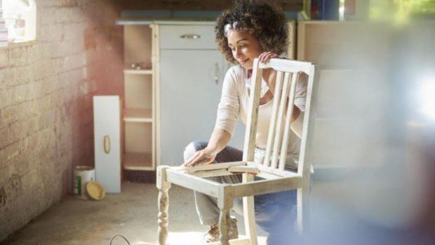 C mo pintar muebles de estilo provenzal for Pintar muebles estilo vintage