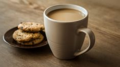 Receta de galletas de café