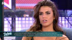 Sofía Suescun derrama lágrimas de impotencia en 'Sálvame Deluxe'