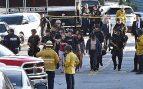 Detenido el joven que había tomado como rehenes a 30 personas en Los Ángeles