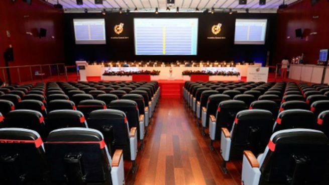 [HILO ÚNICO] LaLiga Santander 2018-2019 Asamblea-rfef-655x368