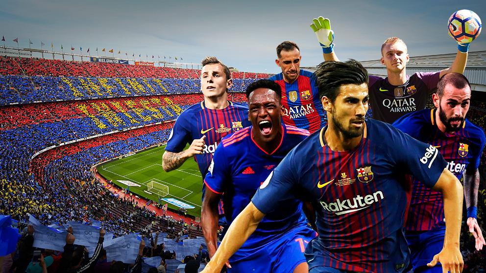 El Barcelona no logra colocar a sus descartes.