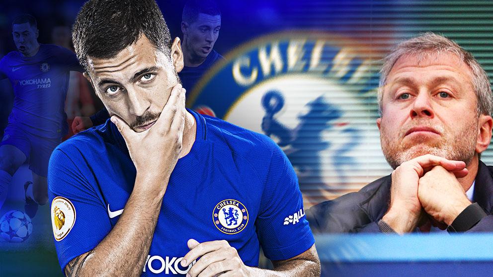 El Chelsea no deja salir a Hazard por no haberlo pedido antes de abril.
