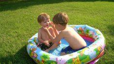 Consejos para comprar una piscina hinchable para tus hijos