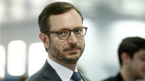 El dirigente del PP, Javier Maroto. (EP)