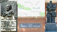 Uno de los símbolos franquistas de Madrid.