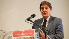 Luis García Montero, director del Instituto Cervantes.