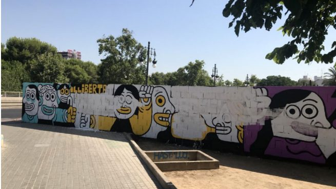 mural proetarra
