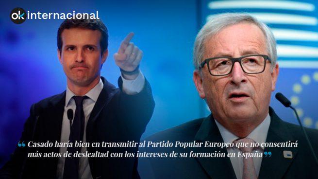 Retos en Europa para Pablo Casado