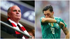 El presidente del Bayern ataca duramente a Özil. (Getty)
