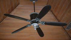 Precauciones al usar el ventilador en casa con niños