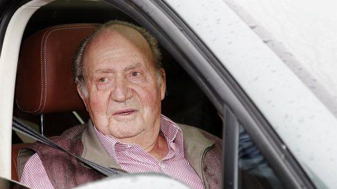 El rey emérito Juan Carlos I. (EP)