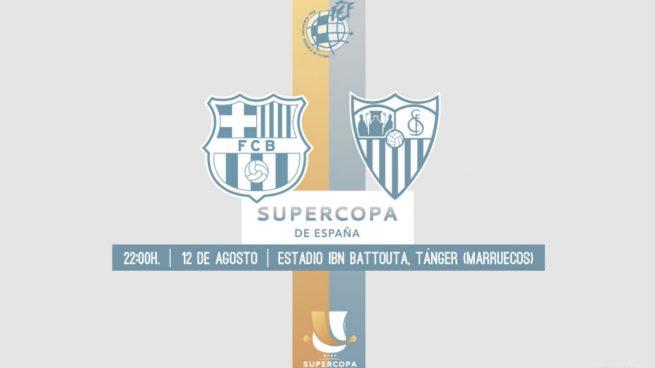 TVE compra los derechos de la Supercopa de España