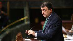 Aitor Esteban, portavoz del PNV en el Congreso. (EP)