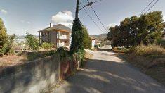 Barrio de Castrelos, en Vigo, donde se produjo el suceso.